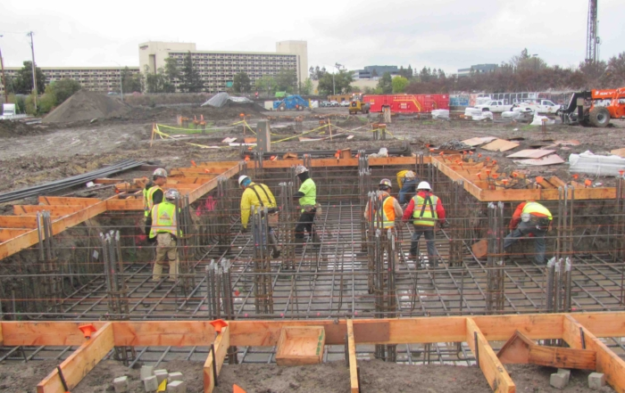 MBI leverages its hotel building experience for a new Hyatt House and Hyatt Place hotel project in Silicon Valley.